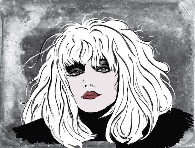 Faux Blondie