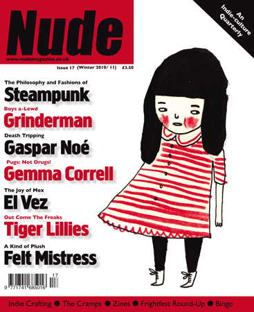 NUDE ISSUE 17