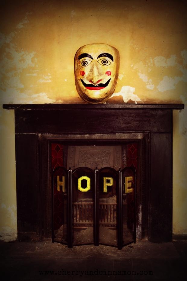 Crewel Hope- Deanery Basement MAK9 DOTW 2013