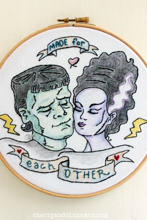 Frankenstein Valentine  at SpaceCraft