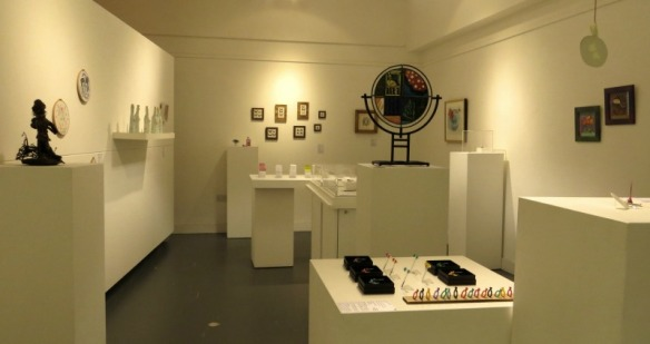 Valentine Exhibition at Space Craft Belfast