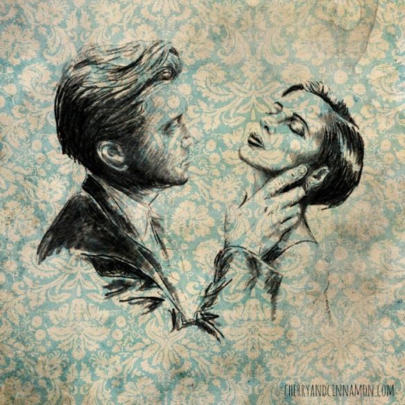 Blue Velvet Wallpaper - David Lynch and Isabella Rossellini