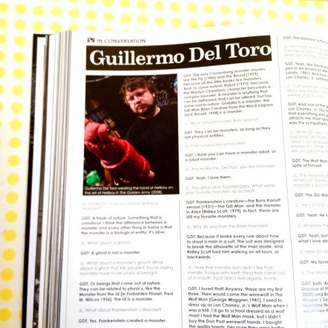 Del toro interview