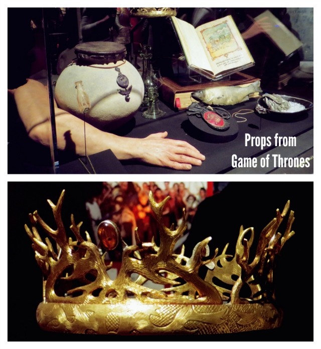 Props from Game of Thrones