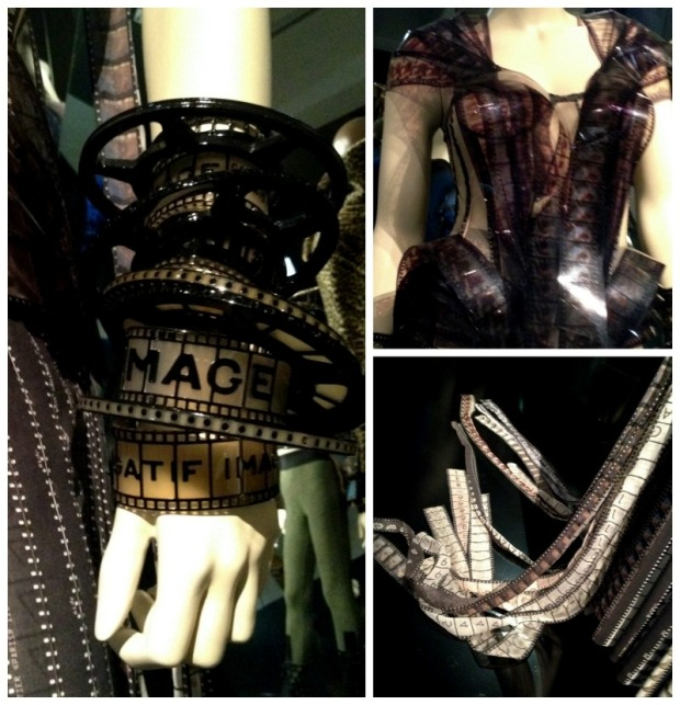 Film Reel Dress- JP Gaultier