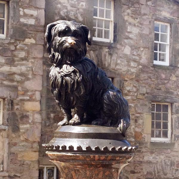 Greyfriars bobby- Edinburgh