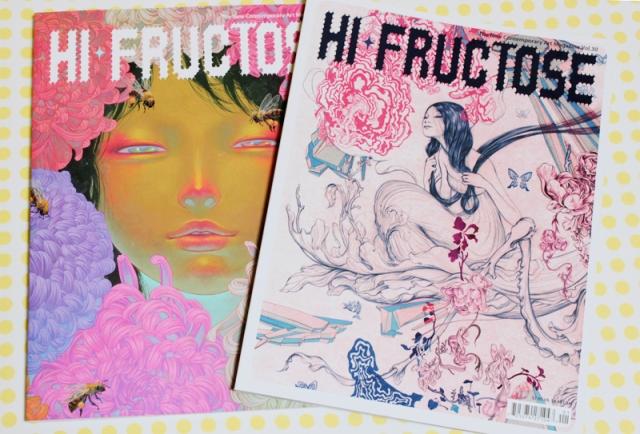 Hi Fructose Vols 30-31