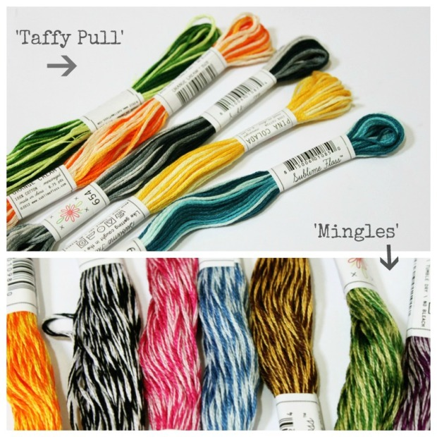 Taffy Pull & Mingles from Sublime stitching