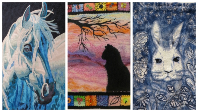 Creature Quilts - FoQ 2014