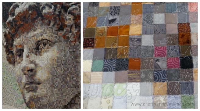 David Quilt & Detail FoQ 2014